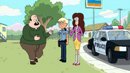 Clarence episode - Officer Moody - 023