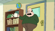 Clarence episode - Officer Moody - 038