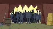 Clarence episodio - Mercado medieval - 051
