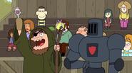 Clarence episodio - Mercado medieval - 027