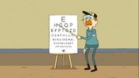 Clarence episodio - Ojos enlodados - 079