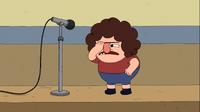 Clarence episodio - Ojos enlodados - 050