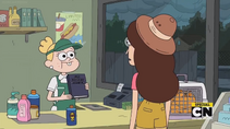 Clarence episodio - Adiós Baker - 016