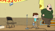 Clarence episodio - Pizza héroe - 099