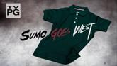 Sumo Goes West Portada