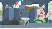 Clarence episode - Just Wait in the Car - 095