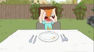 Clarence episodio - Pizza héroe - 092