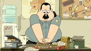 Clarence episode - Officer Moody - 052