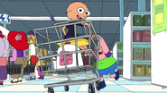 Clarence episode - Lost in the Supermarket - 012