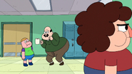 Clarence episode - Officer Moody - 098