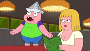 Clarence episode - Neighborhood Grill - 021