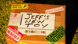 Jeff New Toy - Intro