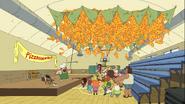 Clarence episodio - Pizza héroe - 0110