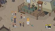 Clarence episodio - Tejones y búnkers - 039