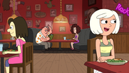 Clarence episode - Neighborhood Grill - 051