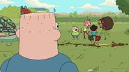 Clarence episodio - Bucky y el búho - 016