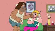 Clarence episodio - La chica misteriosa - 035