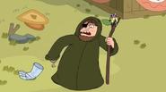 Clarence episodio - Mercado medieval - 079