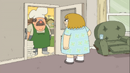 Clarence episodio - Pizza héroe - 047