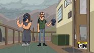 Clarence episodio - Tejones y búnkers - 044