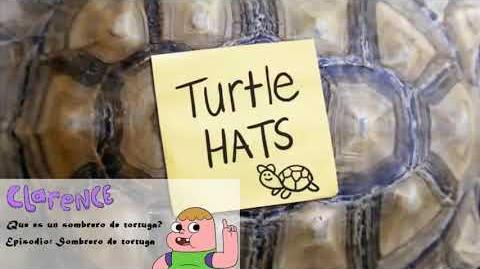 Canciones de Clarence - Que es un sombrero de tortuga