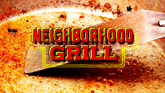 Neighborhood Grill Card