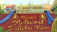 Clarence episodio - Mercado medieval - 02