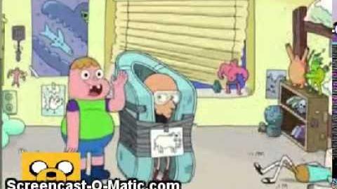 """Clarence - Cancion """"Golpea la piñata"""""""