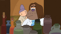 Clarence episode - Chadsgiving - 069