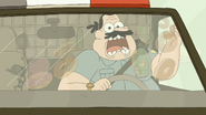 Clarence episode - Officer Moody - 061