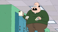 Clarence episode - Officer Moody - 06