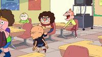 Clarence episodio - La mochila de Belson - 011
