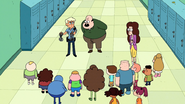 Clarence episode - Officer Moody - 090