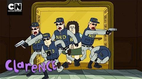 NBD Raid Clarence Cartoon Network-1