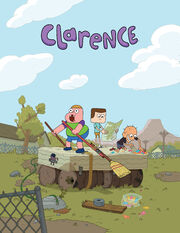 Clarence-Poster