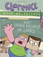 Clarence Book and Friend other peorple he likes Portada