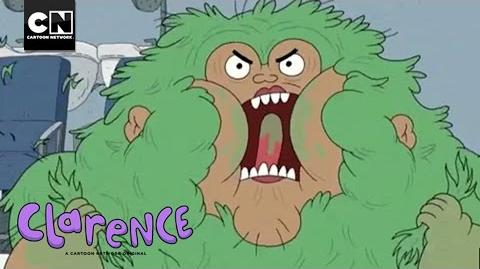 Clarence Is Styling I Clarence I Cartoon Network
