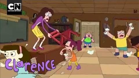 Clarence Dollar Chaos Clarence Cartoon Network