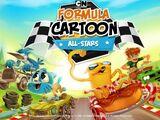 Formula Cartoon-All Stars