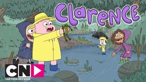 Clarence Yağmurlu Gün Cartoon Network Türkiye