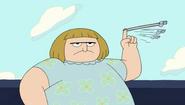 Ms. Shoop looking mean