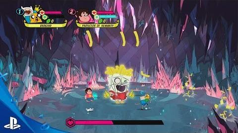 Cartoon Network Battle Crashers - Announcement Trailer PS4