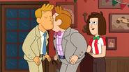 Look at those men kiss