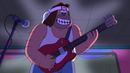Chad rocking out