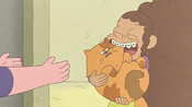 I love cats, Clarence