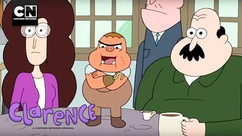 Up to No Good I Clarence I Cartoon Network