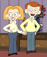Breehn's parents full Appearance