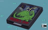 Dragon's Cusp Game Cartridge