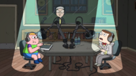 This is Jeff and Clarence on the radio show
