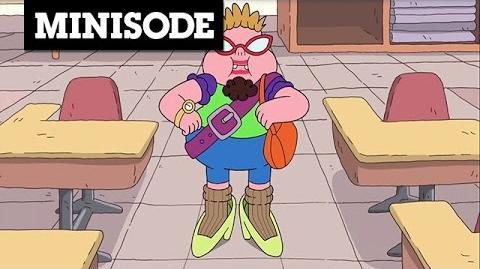 Big Boy Clarence Minisode Cartoon Network